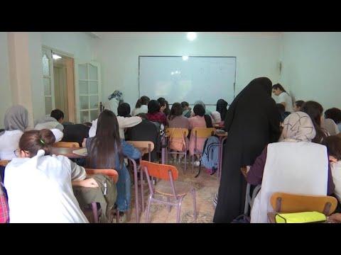 Le gouvernement algérien ferme les écoles et les universités à cause de Coronavirus