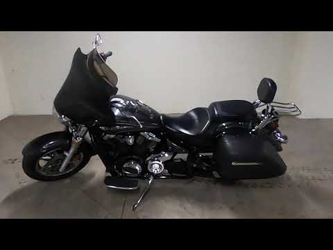 2012 YAMAHA V STAR 1300 TOUR