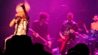 Doro- Revenge [Jeff Waters] @ Gramercy, NYC, Oct 20, 2014