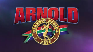 Highlights Day 1 at Arnold Classic Africa