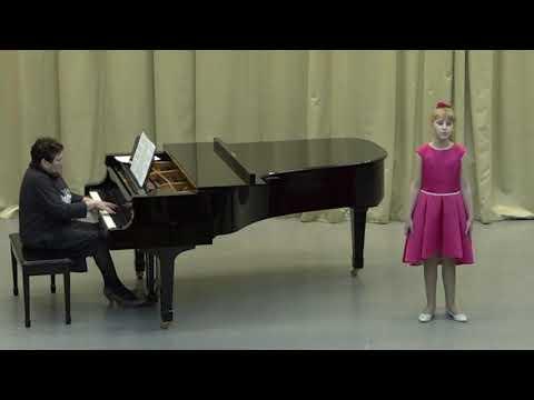 «Песня Берты» из фильма «Сверчок за очагом» - София Нестерова 2021-04-04