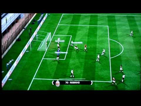 AC Milan-Man. United Online Teamplay Goals ~ Friendly Rivalry Episode 20