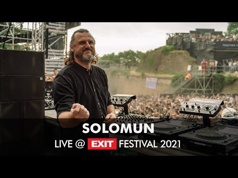 EXIT 2021   Solomun @ mts Dance Arena FULL SHOW (HQ version)