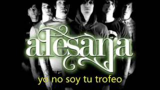 alesana- this conversation is over (sub esp)
