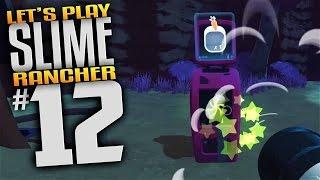 Slime Rancher Gameplay - Ep 12 - Lava Dust & Pink Warp Depot  (Lets Play Slime Rancher Gameplay)