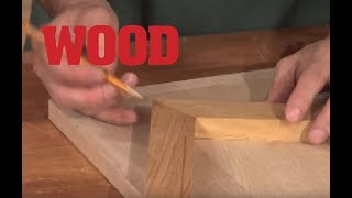 How To Make A Miter Joint - WOOD magazine