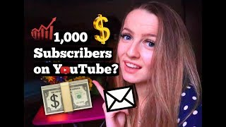 What Changes When You Get 1,000 Subscribers On YouTube