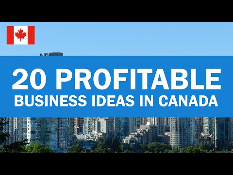 , title : '20 Profitable Business Ideas in Canada in 2021