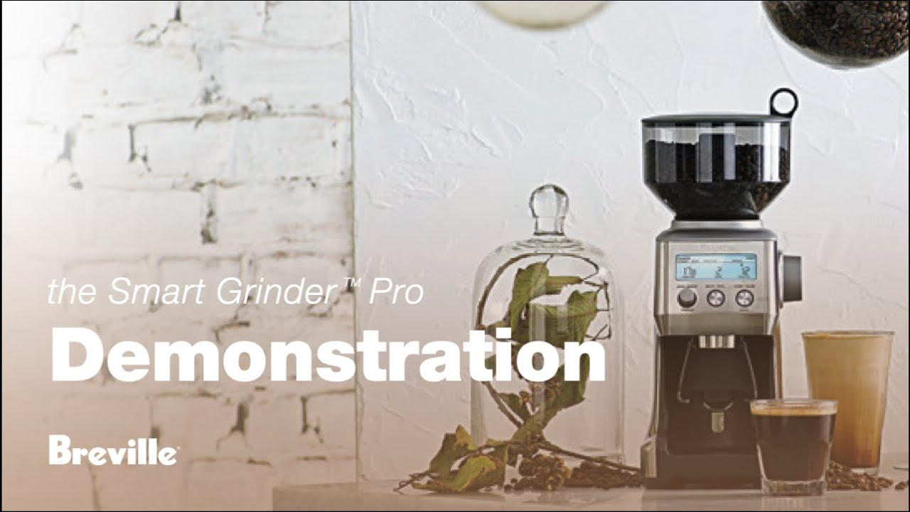 The Smart Grinder™ Pro key features