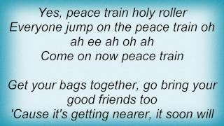 10000 Maniacs - Peace Train Lyrics