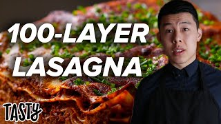 100-Layer Lasagna Challenge: Behind Tasty