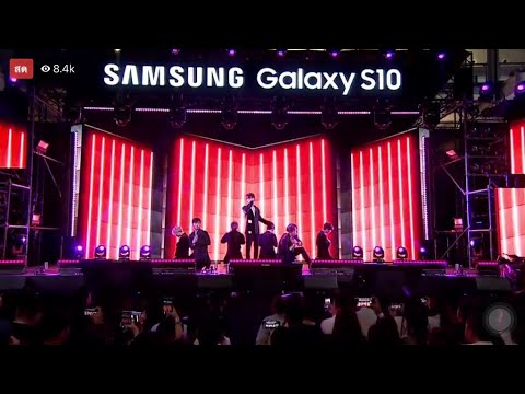 IKON X Samsung GalaxyS10 Launch Event At Bangkok, Thailand