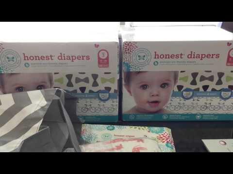Super Baratos los Honest Diapers Box a $3.49 *reg $25.99*