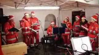 preview picture of video 'CANZONE 2 - Coro CRI OLEGGIO  in occasione del SS Natale 2013'