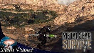 ЧТО ТАМ ЗА ТУМАНОМ? ► РЕЛИЗ 🔥 Metal Gear Survive #06 прохождение на русском   хардкорный survival