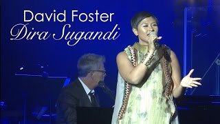 David Foster Ft. Dira Sugandi - I Believe I can Fly