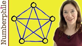 Planar Graphs - Numberphile