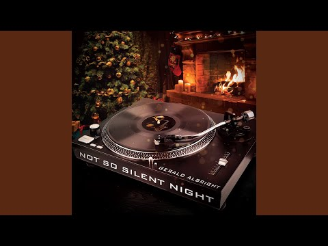 O Holy Night online metal music video by GERALD ALBRIGHT