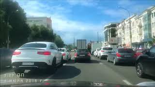 Драки на дороге, приколы на дороге 2018