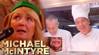 Video Michelin Mum Has Her Own Food Served To Her! | Michael McIntyre MP3, 3GP, MP4, WEBM, AVI, FLV Agustus 2019