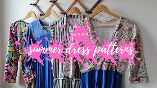 Womens Summer Dress Patterns To Try In 2020