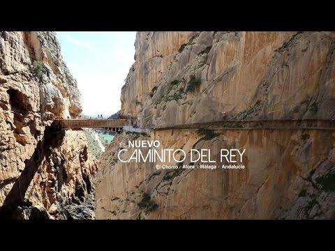 El nuevo Caminito del Rey, Malaga