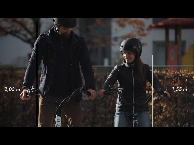 Видео Електровелосипед Corratec LifeS AP4 бело/синий один размер