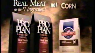 Pro Plan dog food (1998)