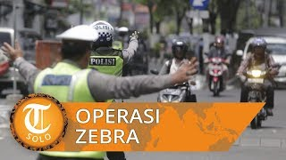 Kena Razia Operasi Zebra, Emak-emak Ini Sogok Polisi Gunakan Sekarung Beras
