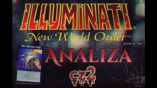 Karty Illuminati Analiza cz2