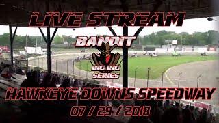 Trucks - HawkeyeDowns2018 Bandit Round8 Race Full Race