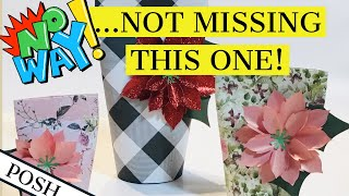 ⭐️LOOK Y'ALL ⭐️ 3 Sizes Of Bags (they Self Lock)/Favor Bags & Gift Bags/ EASY BAG DIY/ PAPER CRAFTS