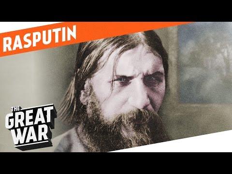 Rasputin - The Man Behind The Tsarina I WHO DID WHAT IN WW1?