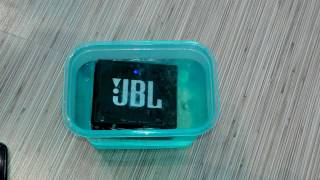 JBL GO test w TRUDNYCH! warunkach + Test Wodoodporności ! PL/EN