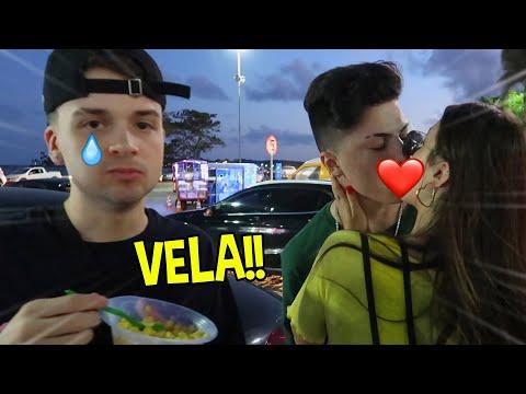 DEIXEI ELE DE VELA EM PORTO SEGURO!! Ft. Ujoaozinho e Vitor Lo