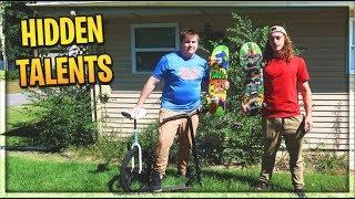MY SECRET TALENTS   Vlog #1