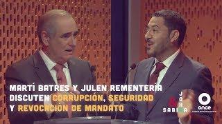John y Sabina - Corrupción, seguridad y revocación de mandato (Martí Batres y Julen Rem|