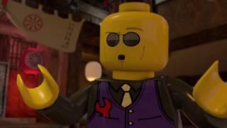 """LEGO City Undercover-filmsekvenser """"Fårene Skilles Fra Bukkene"""" (Dansk)"""