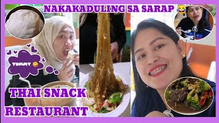 FOOD REVIEW THAI SNACK RESTAURANT AT ALNASSER ST DOHA QATAR Lucy Pagalan