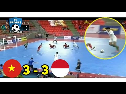 BERAKHIR IMBANG! VIETNAM U20 (3) VS (3) INDONESIA U20 - FULL HIGHLIGHTS