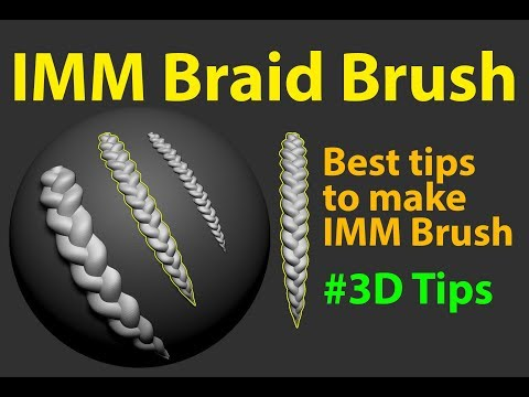 Download How To Make Custom Brush In Zbrush Video 3GP Mp4
