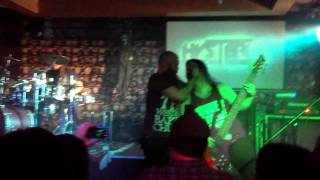 The Absence - Dead And Gone (Live @Histeria Bar)