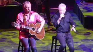 """Two Less Lonely People in the World"" Air Supply@AMT Lancaster, PA 2/19/17"
