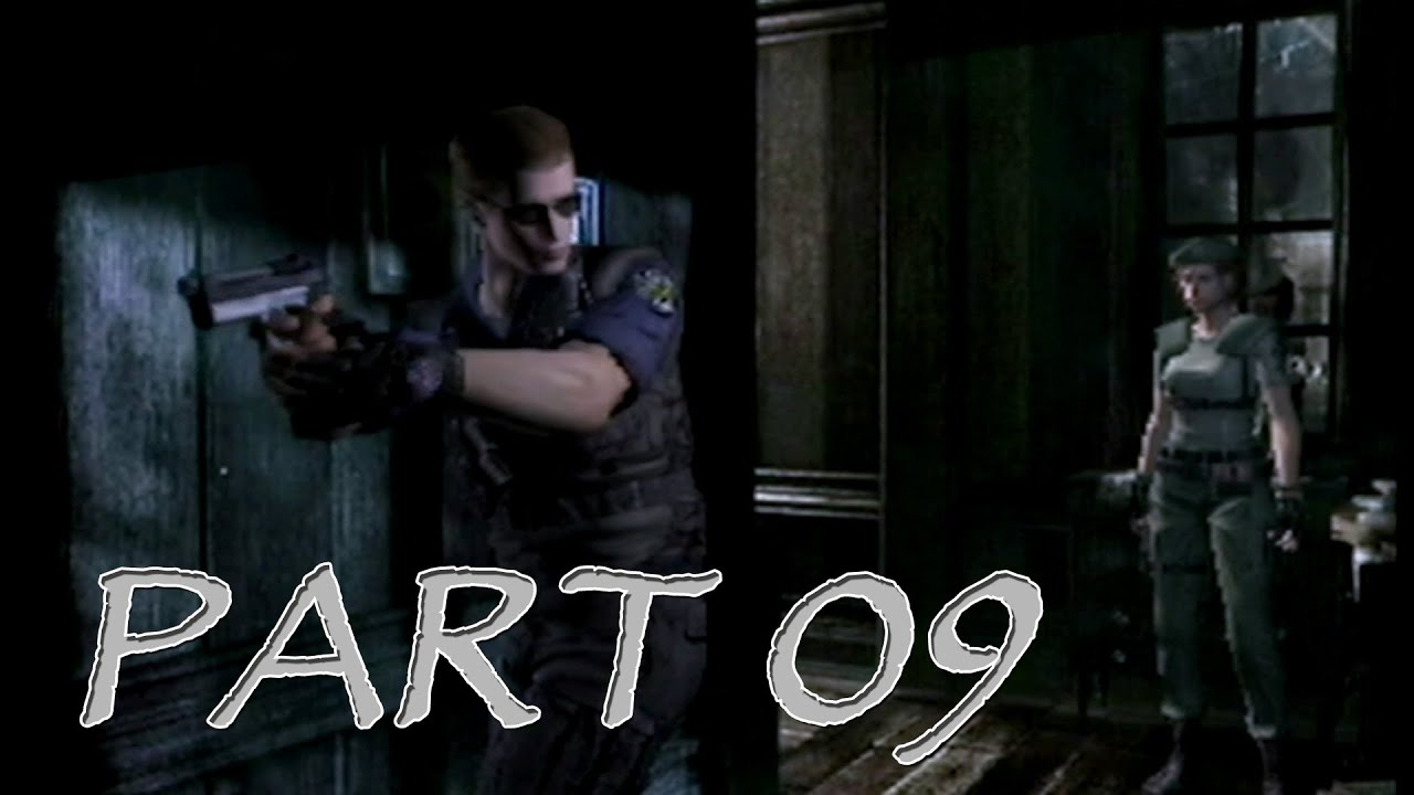 [Let's Play] Resident Evil Remake (2002) – 09 – Pflanze 42