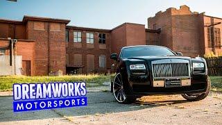 "Rolls Royce Ghost   24"" Savini Wheels   Raymond Felton   Dallas Mavericks"