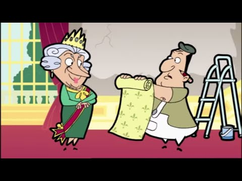 Royal Makeover | Mr. Bean