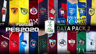 eFootball PES 2020: Serie B Announcement Trailer