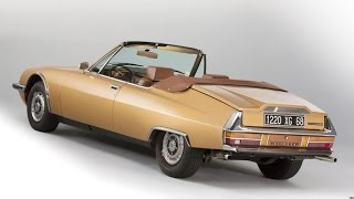 Top 5: Citroen SM innovations that saw the future