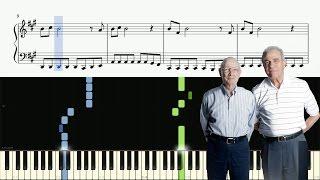 Twenty One Pilots: Semi-Automatic - Piano Tutorial + SHEETS