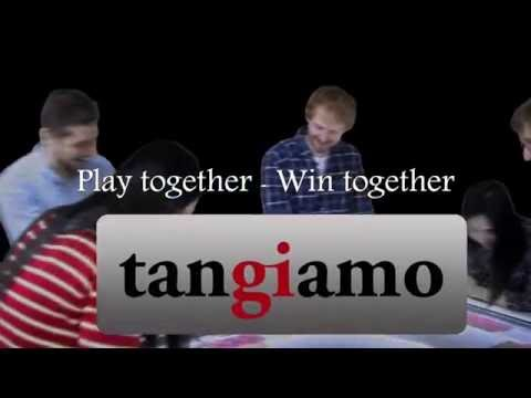 Tangiamo Crystal Roulette Video